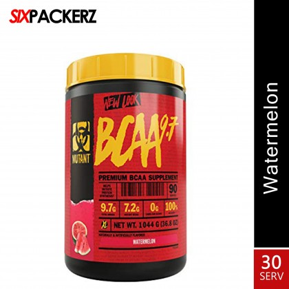 Mutant BCAA 9.7, 30 servings - Watermelon