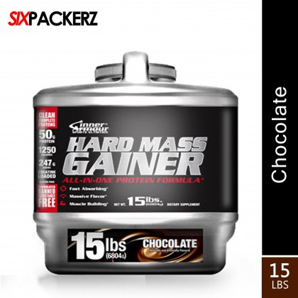 Inner Armour Hard Mass Gainer Creatine Loaded 15lbs 6.8kg