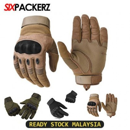 Full Finger Riding Outdoor motorcycle Glove Military Tactical Gloves Hunting Riding Cycling Sturdy Hiking Glove
