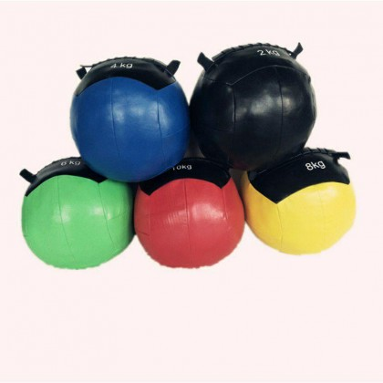 2kg 4kg 6kg 8kg 10kg Wall Ball Medicine Ball inelastic balance training Wall Ball