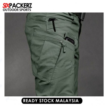 Tactical Pants Cargo Pants Trousers Multi-pockets Pants Training Overalls Men Army Pants
