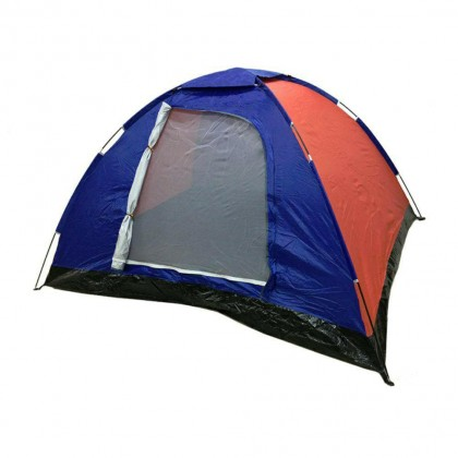 4 Person Camping Tent With Carry Bag